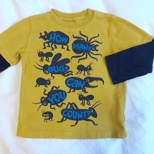 ➕Bundle Only➕ Circo Boys Long Sleeved Twofer Shirt
